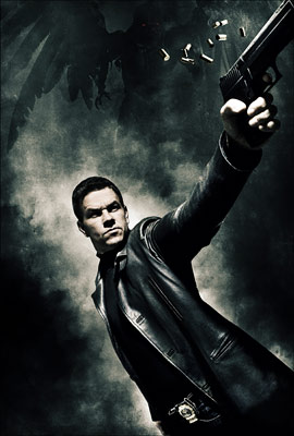 Max Payne/Mark Wahlberg