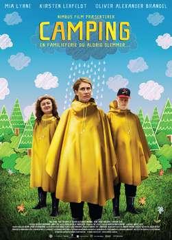 Plakat til Camping