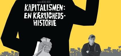 Michael Moores evige korstog mod storkapitalen fortsætter i Kapitalismen - En Kærlighedshistorie - Photo courtesy of SF Film