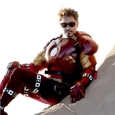 I programmet anmeldes blandt andet Iron Man 2!