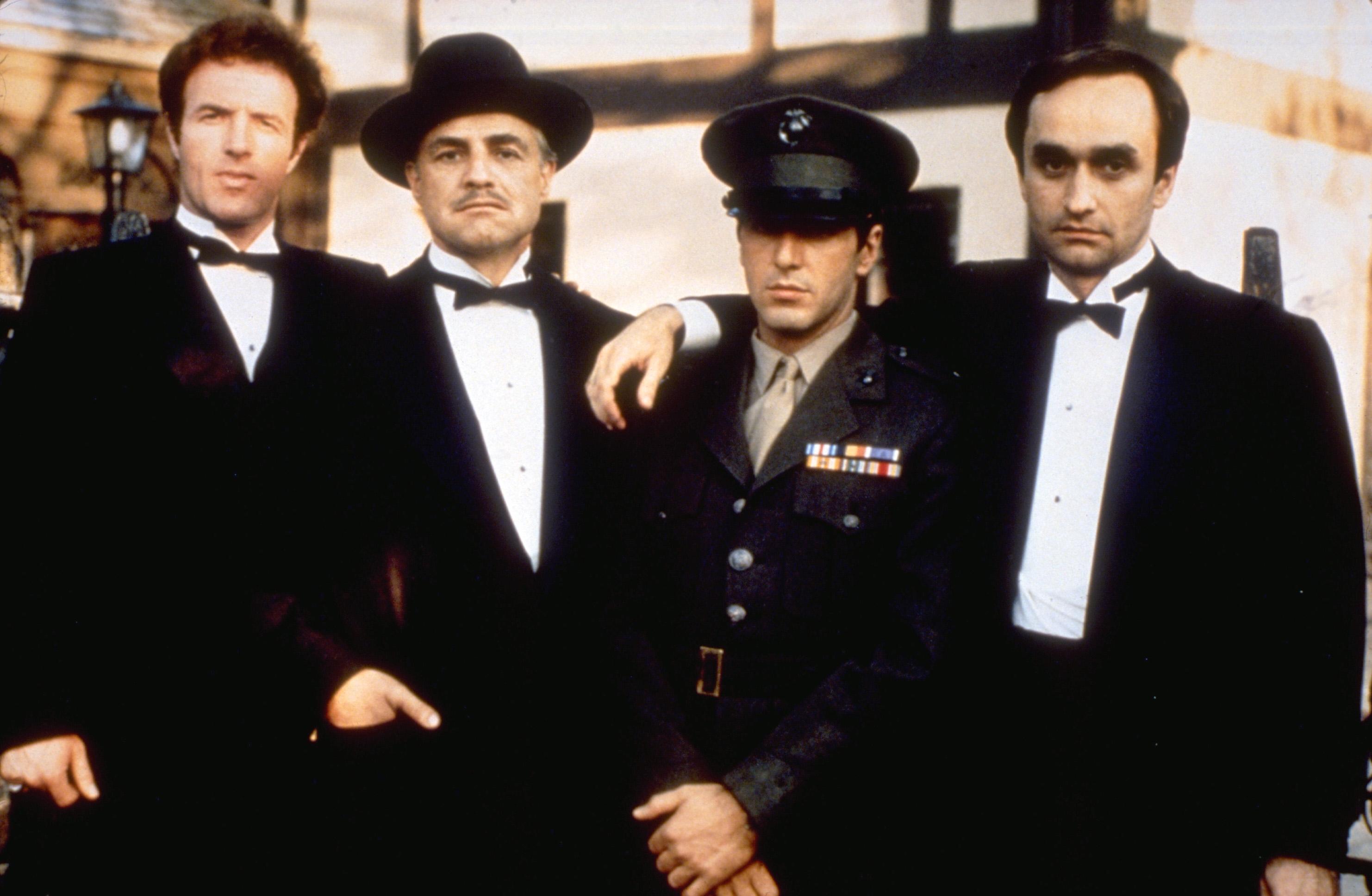 Mændene Corleone