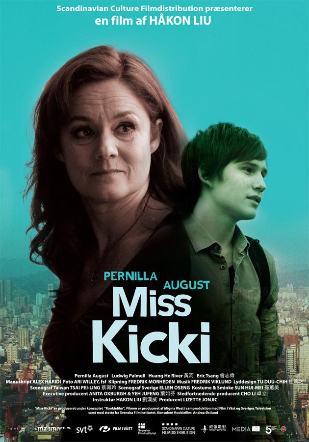 Miss Kicki - Plakat