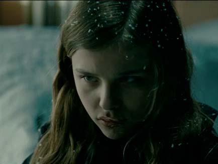 Chloe Moretz i den amerikanske remake af Lad Den Rette Komme Ind