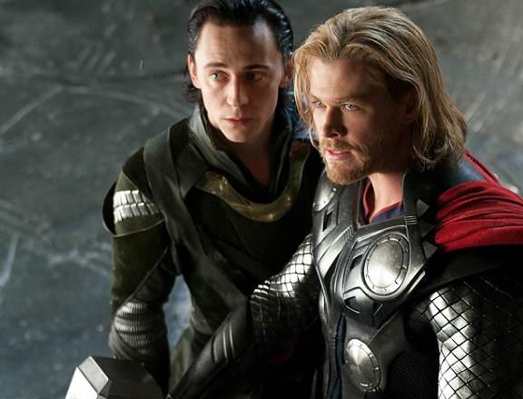 Loke og Thor