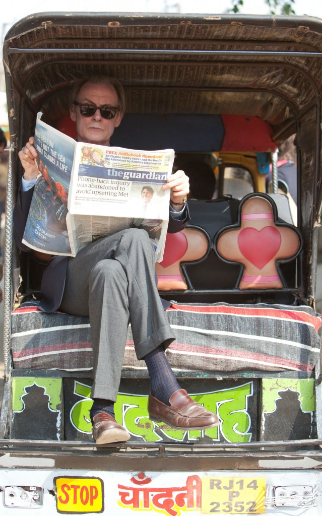 Bill Nighy. Photo courtesy of Fox Films