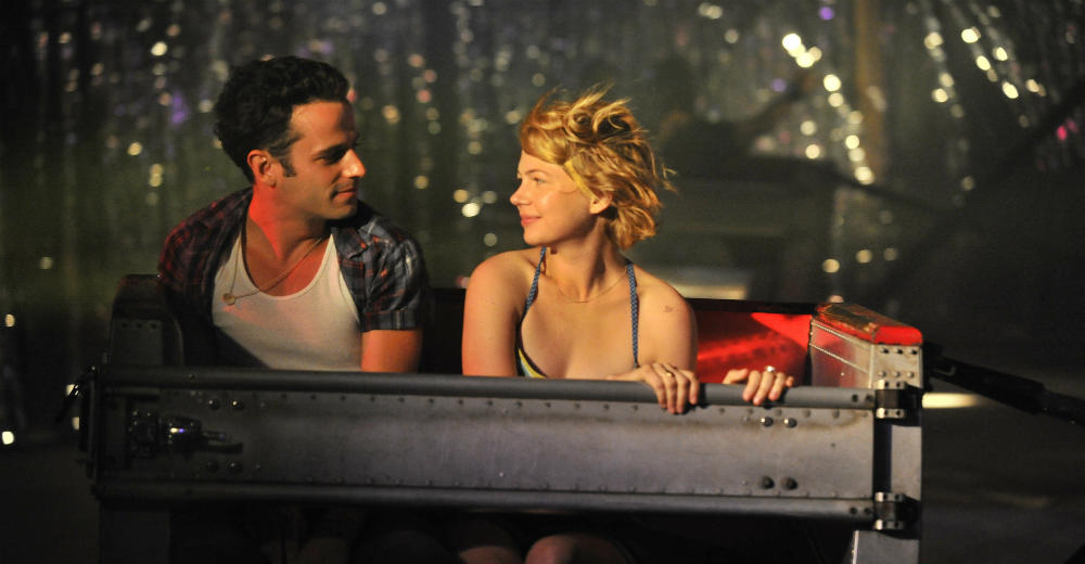 Take This Waltz med bl.a. Michelle Williams. Photo Courtesy of Angel Films.