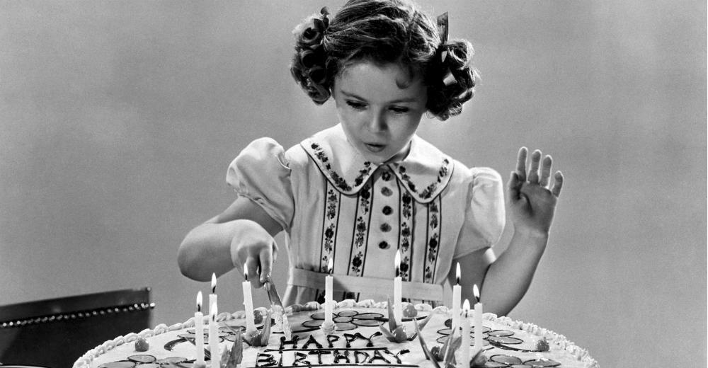 Åh, det er da herligt at have fødselsdag.