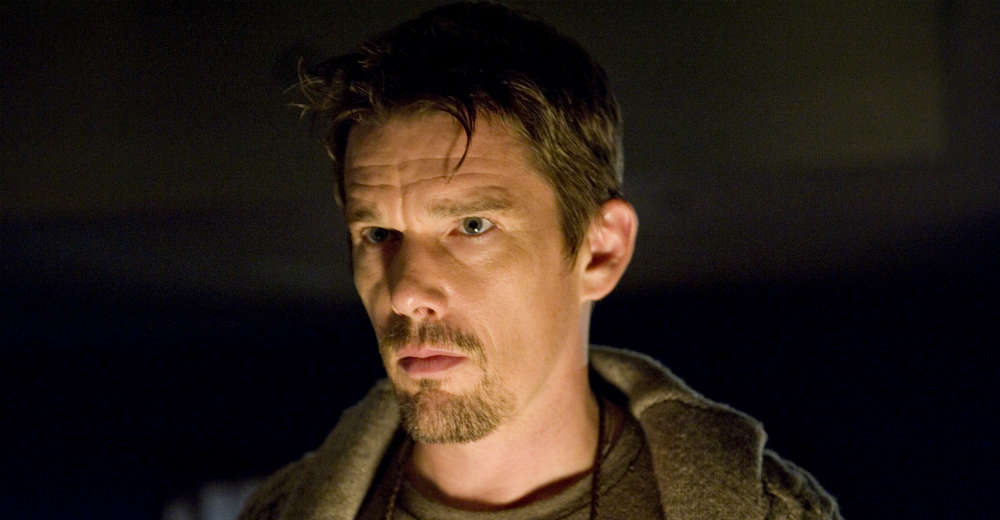 Ethan Hawke i den altoverskyggende hovedrolle. Photo Courtesy of Scanbox Entertainment