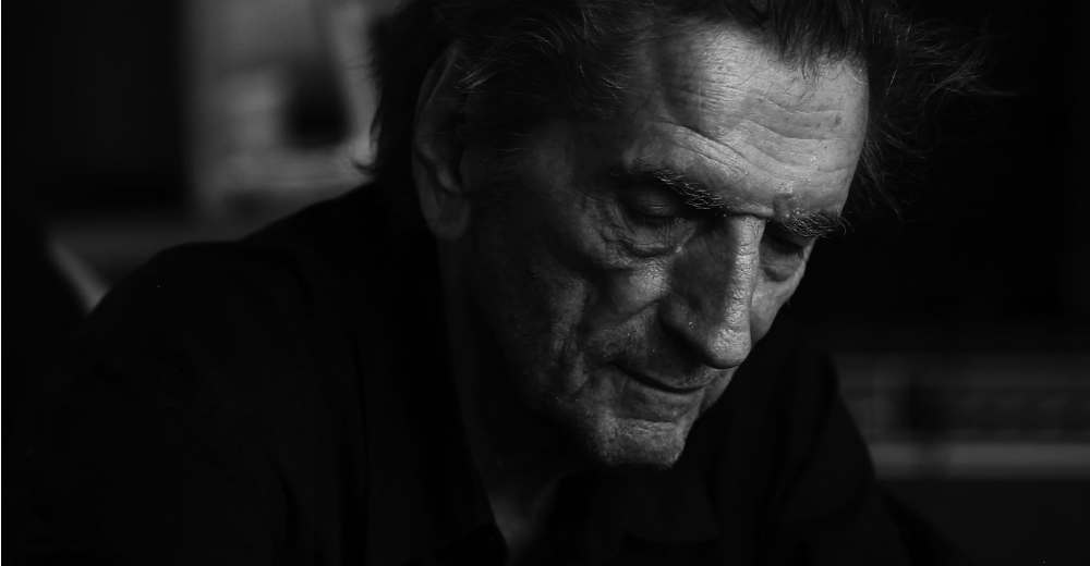 Harry Dean Stanton. Photo courtesy of DFI