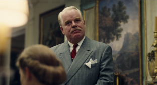 The Master - Philip Seymor-Hoffman