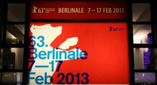 De flotte Berlinale-plakater pryder hele byen.