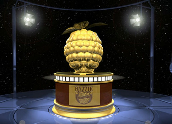 Razzie Awars Nominations