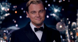 """Den Store Gatsby""; Leonardo DiCaprio. Photo Courtesy of SF Film Distribution"