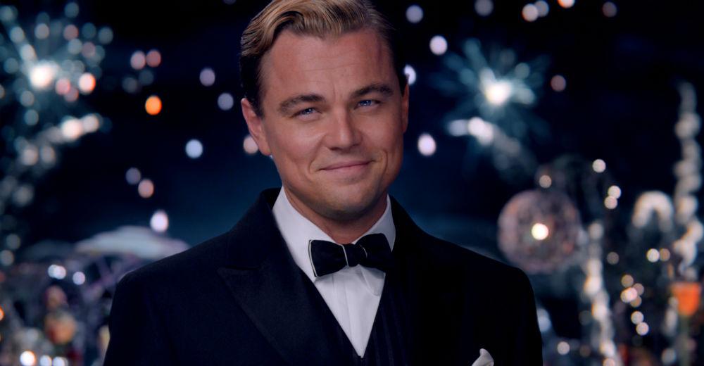 """The Great Gatsby"". Leonardo DiCaprio.  Photo Courtesy of SF Film Distribution"