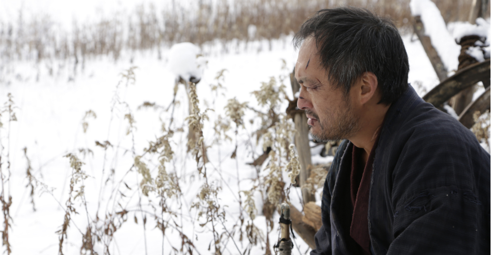 Ken Watanabe som Jubei i Unforgiven. Photo Courtesy of DFI
