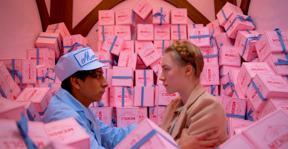 The Grand Budapest Hotel af Wes Anderson