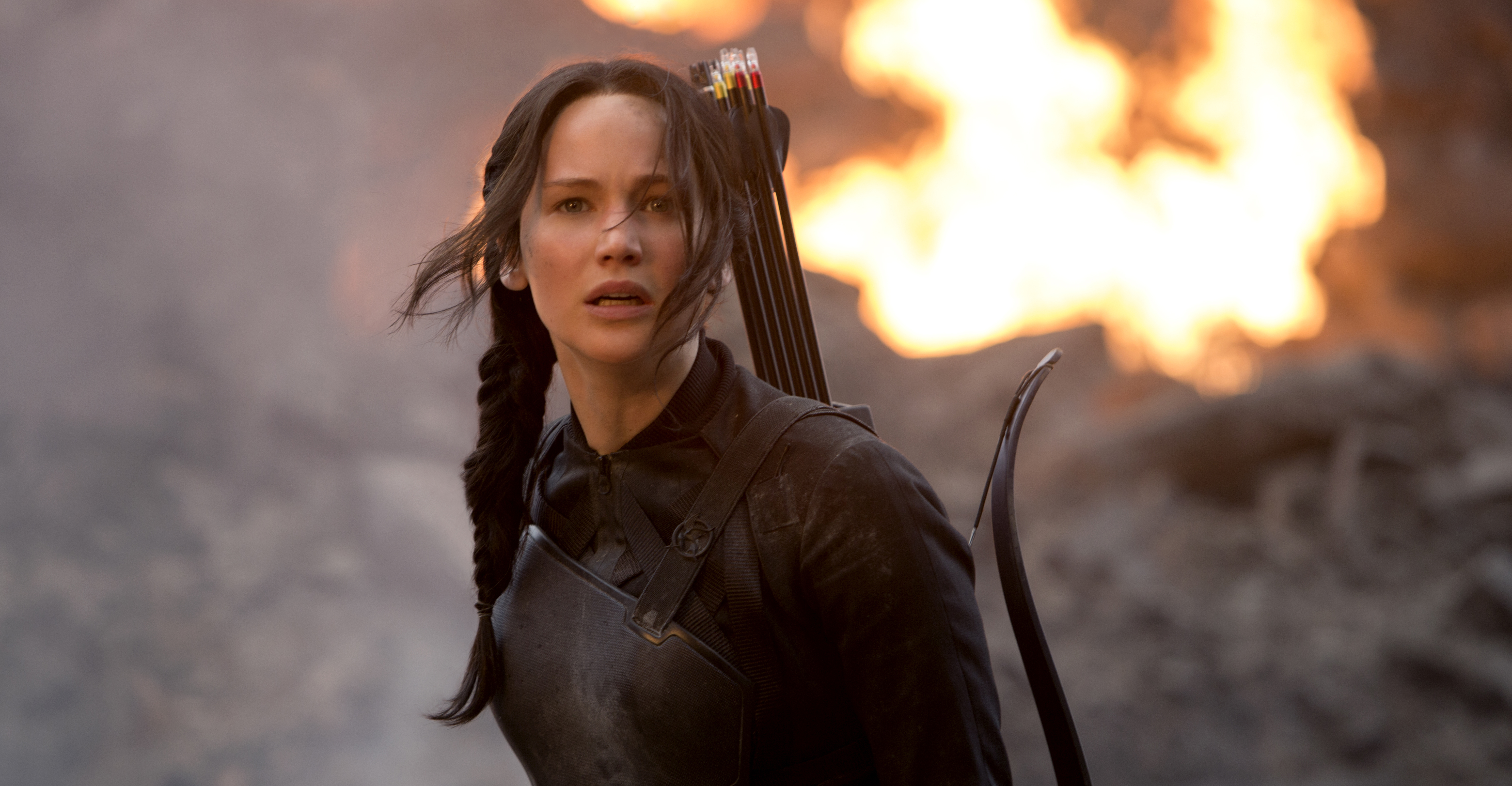 the hunger games: mockingly - part 1