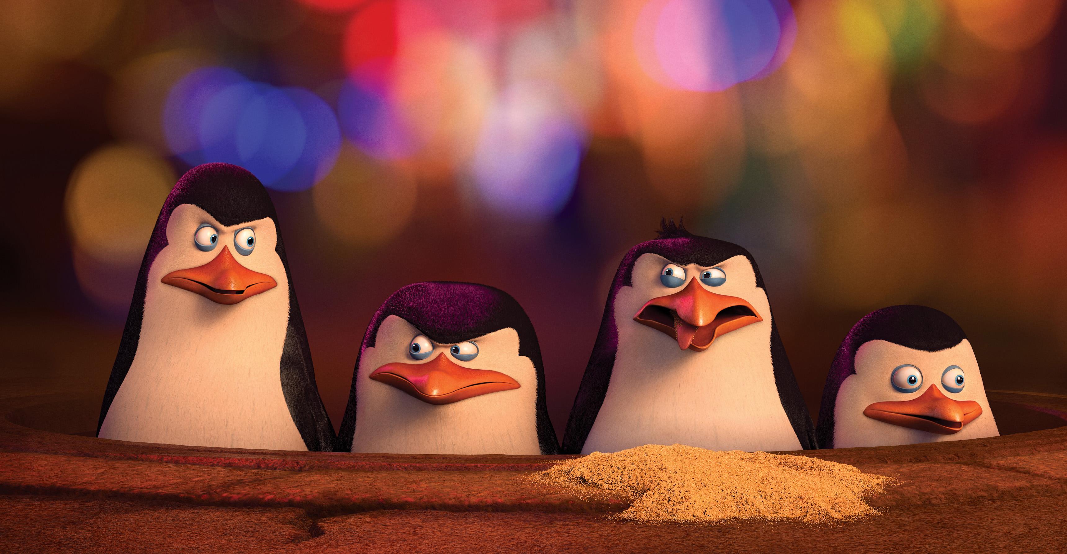 Still penguins