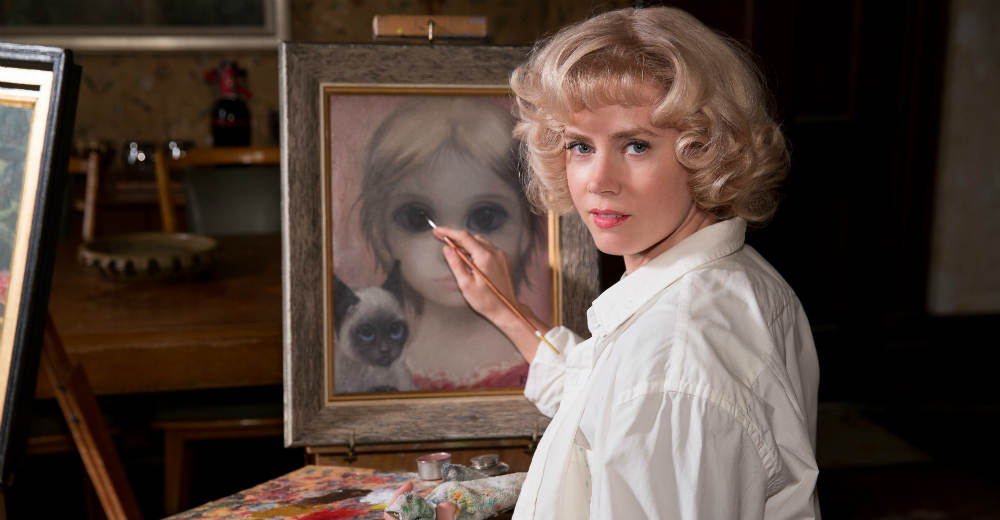 Amy Adams i Tim Burtons film Big Eyes. Photo: Scanbox Entertainment.