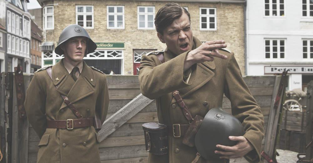 Scene fra 9. april. Foto: Kenneth Nguyen Courtesy of Nordisk Film