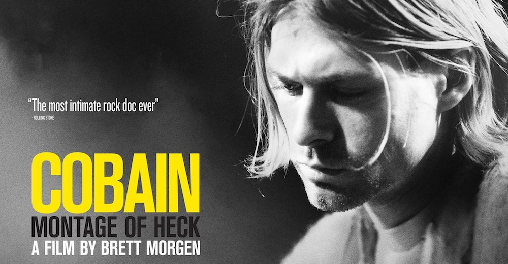 COBAIN: Montage of heck Universal©  Arts Alliance©