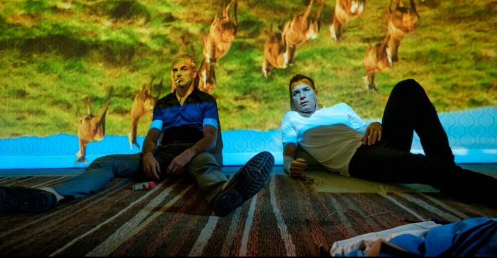 T2 trainspotting kino