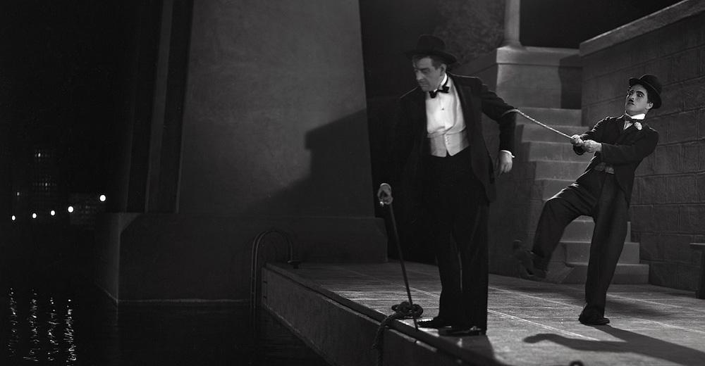 Chaplins Byens Lys