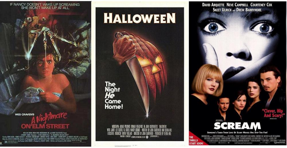 Flicker.com Nightmare on Elm Street Halloween Scream