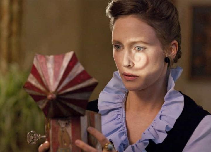 Vera Farmiga som Lorraine Warren. Photo Courtesy of Warner Bros