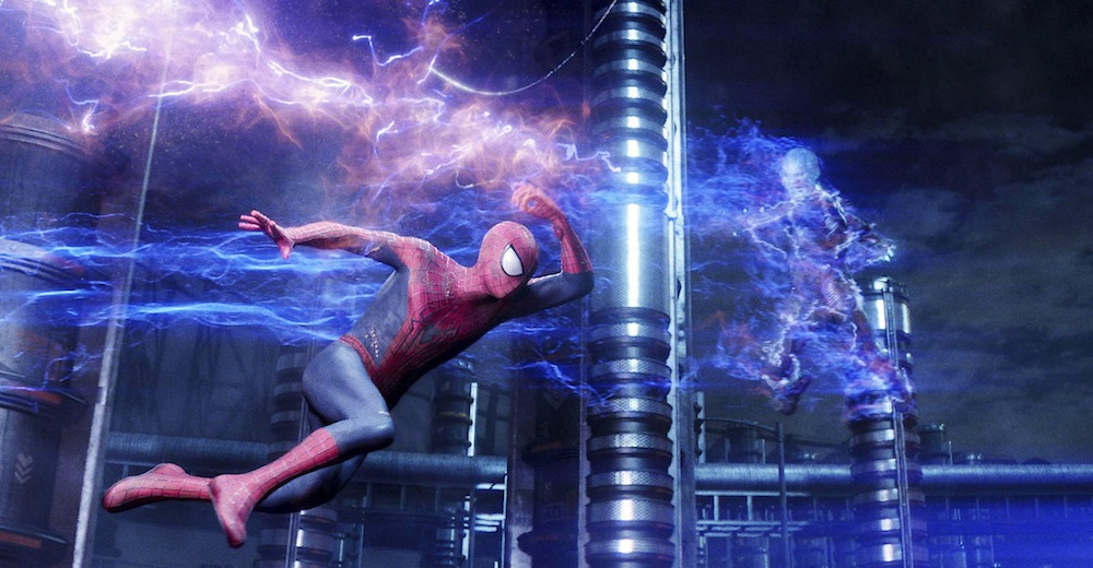 The Amazing Spider-Man 2. Photo Courtesy of United International Pictures