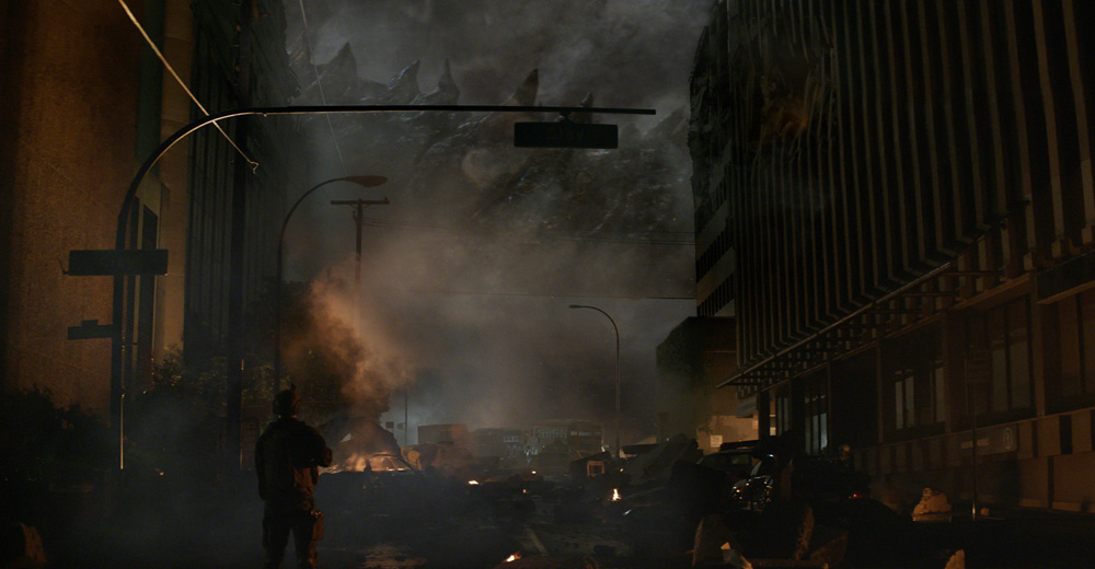GODZILLA. Photo Courtesy of Warner Bros and SF Film.